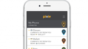 Find Lost Keys with Pixie