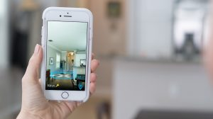 Iphone Augmented Reality Find Lost Items