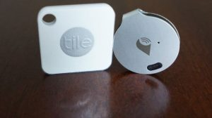TrackR vs Tile