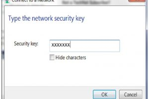 How to Find My Network Security Key