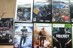 call of duty games in orde of release