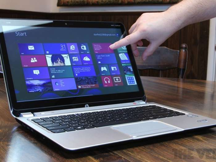 touch screen vs non touch screen laptops