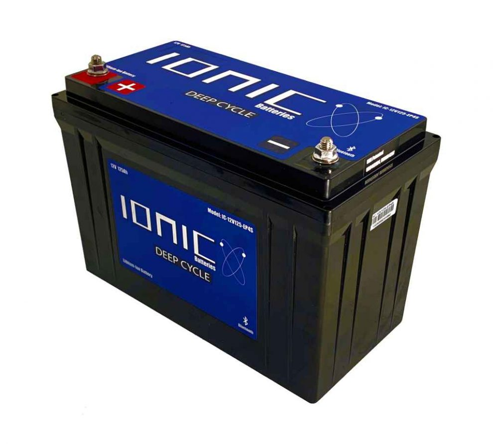 Best Lithium Ion 12V Deep Cycle Batteries