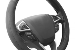 Top 10 Best Steering Wheel Covers For Chevrolet Silverado
